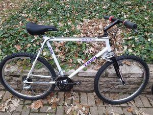 "Vintage trek 930 23"" frame custom Suspension very good riding bike for Sale in Skokie, IL"