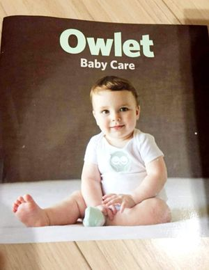 BABY OWLET MONITOR for Sale in Providence, RI