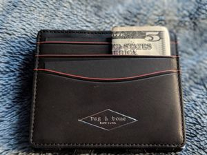 Rag and Bone New York $95 Men's Wallet for Sale in New York, NY