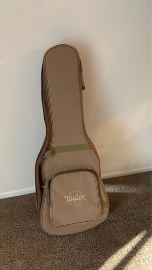 Taylor guitar bag for Sale in University Place, WA
