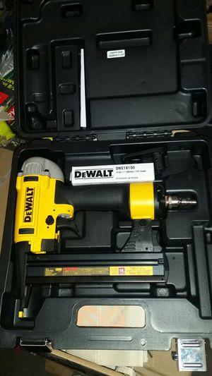 Dewalt Nail gun for Sale in Phoenix, AZ