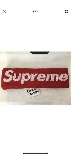 Supreme headband for Sale in Chelsea, MA