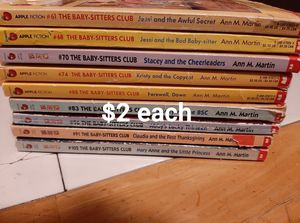 Babysitters Club books for Sale in Hermon, ME