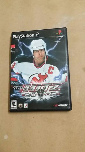 NHL Hitz 2002, PS2 for Sale in El Cajon, CA