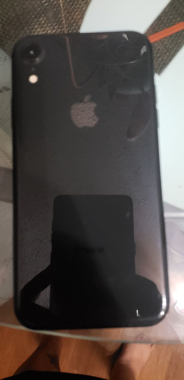 Mint condition iphone XR