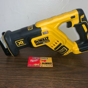 BRAND NEW XR SAWZALL (TOOL ONLY) NO BATTERY - NO CHARGER -- PRECIO FIRME - FIRM PRICE for Sale in Dallas, TX