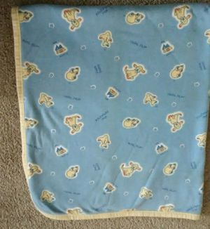Used, Carter's baby boy blanket for Sale for sale  Lakewood Township, NJ
