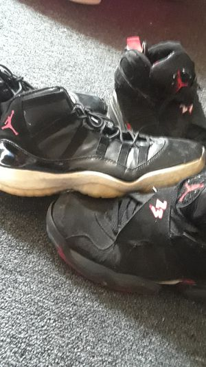 Jordan's used sz11.5 and 11 $20 for Sale in Philadelphia, PA