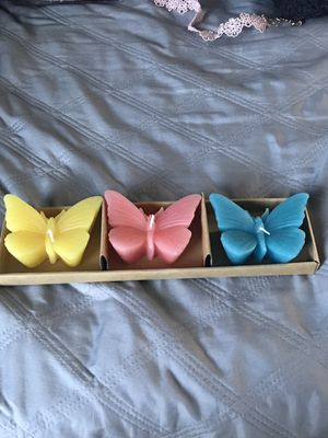 Butterfly Candles for Sale in Lodi, CA