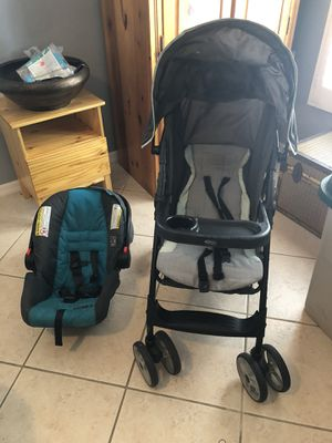 Car seat and stroller for Sale in Auburndale, FL