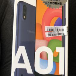 Samsung Galaxy A01 UNLOCKED for Sale in Riverview,  FL