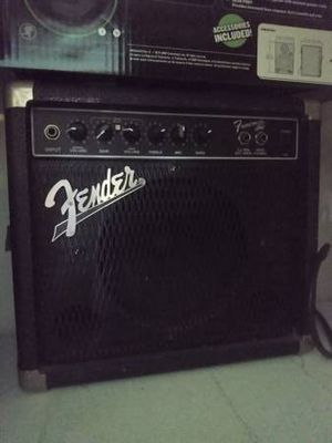 Fender Frontman Guitar Amplifier for Sale in Glendale, CA