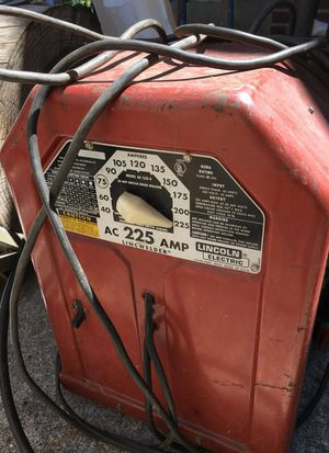 Lincoln ac welder for Sale in Portland, OR