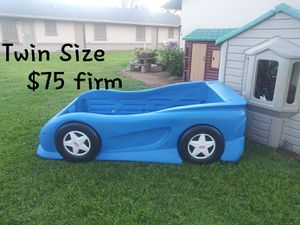 Racecar bed Twin for Sale in Peoria, AZ