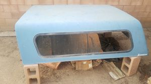 "FREE! Camper shell approx. 73""wide 86"" long 24"" tall for Sale in Visalia, CA"
