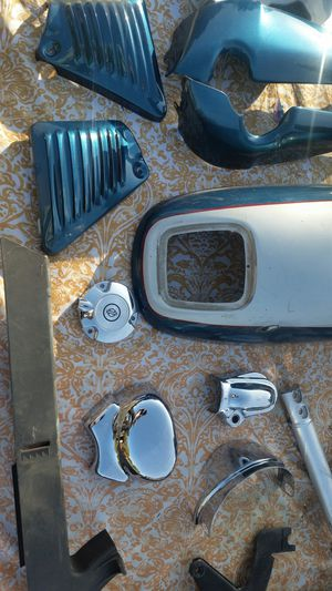 2004 V-rod motor cycle parts lot for Sale in Stockton, CA