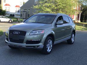 2007 Audi Q7 4.2 Quattro Premium Sport Utility 4D for Sale in Laurel, MD