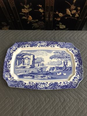 Beautiful Spode platter for Sale in Covina, CA