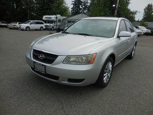 2006 Hyundai Sonata for Sale in Everett, WA