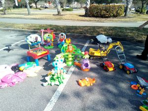 HUGE KIDS TOY LOT!!! 50+ PIECES for Sale in Orange Park, FL