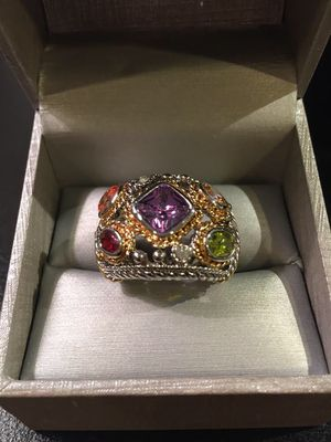 Gold plated Luxurious Ring for Sale in San Jose, CA