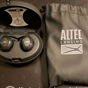 Altec Lansing - True Evo Wireless In-Ear Headphones - Black for Sale in Tamarac, FL