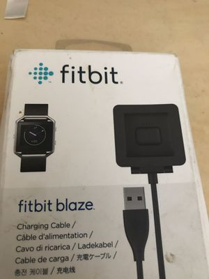 Brand new Fitbit blaze charger for Sale in Brecksville, OH