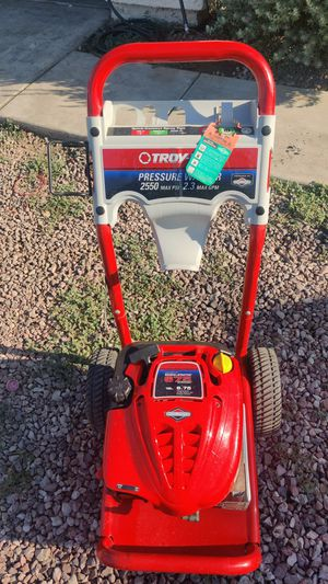 Troy built pressure washer for Sale in Phoenix, AZ