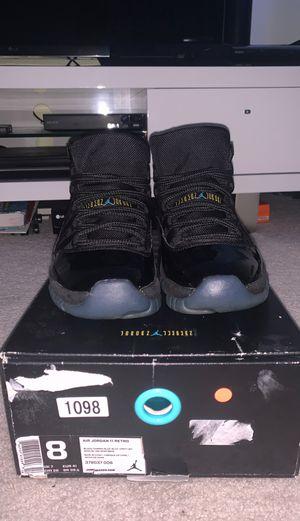 Jordan 11 gamma blue size 8.5 for Sale in Mountlake Terrace, WA