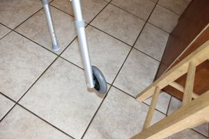 Folding Wheels Medical Adult Walker by Cardinal Health New for Sale in Escondido, CA