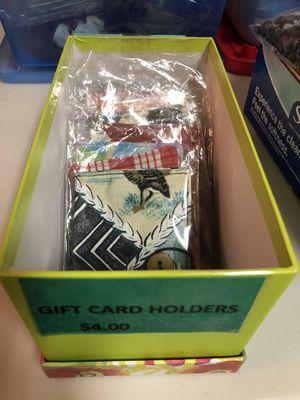 Hand made Gift card holders, wallets for Sale in Kailua-Kona, HI