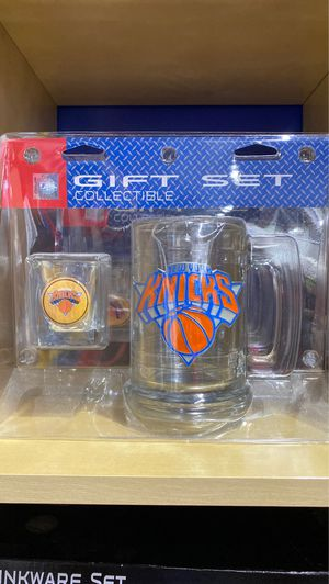 Collectible Beer and shot Glass Gift Set for Sale in Orlando, FL
