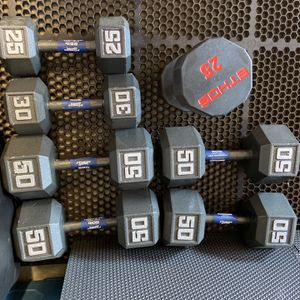 Weight Set And Bench for Sale in Sacramento, CA