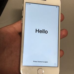 iPhone 7 - Unlocked, New Screen 128GB for Sale in San Jose, CA