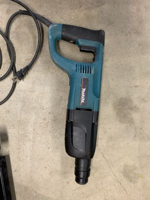 "Makita (HR2455) - 1"" SDS Rotary D-Handle Hammer Drill for Sale in Vista, CA"