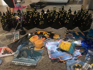 Batman decorations for Sale in Phoenix, AZ