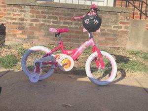 Girls 16 in Princess Bike for Sale in Charlottesville, VA