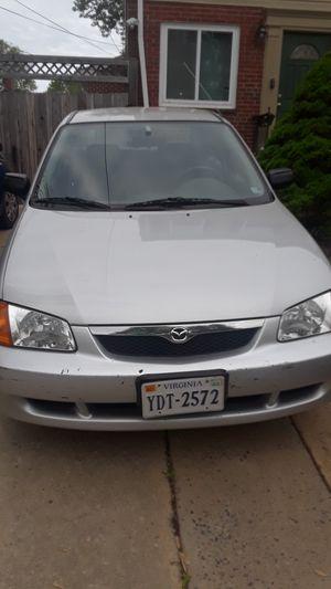 2000 Mazda protege automatic 49,300 miles for Sale in Alexandria, VA