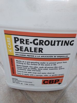 Grout sealer for Sale in Lake Worth, FL