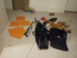 Baseball Equipment ** GENTLY USED**** for Sale in Severn, MD