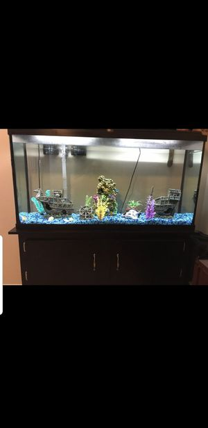 Fish tank 55 gallon for Sale in Austin, TX