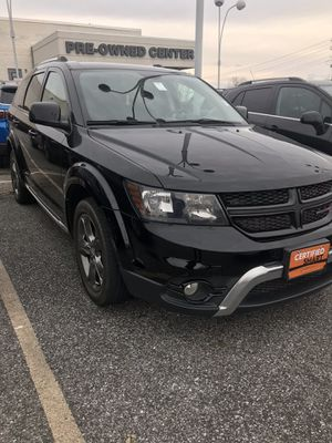 2017 Dodge Journey only 15k Miles Gr8 Price! for Sale in Woodlawn, MD