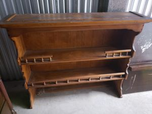 Antique colonial display hutch for Sale in Providence, RI