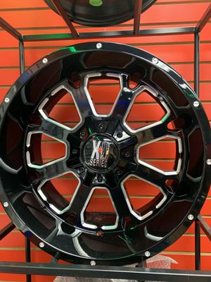 "New 20"" XD Series rims for Sale in Orlando, FL"