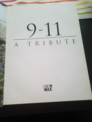 911 A TRIBUTE hardcover book for Sale in Glendora, CA