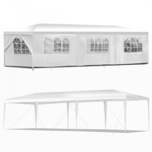 10' x 30' Outdoor Canopy Tent with Side walls for Sale in Whittier, CA