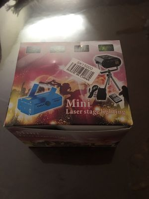 Mini red & green laser new for Sale in Laveen Village, AZ