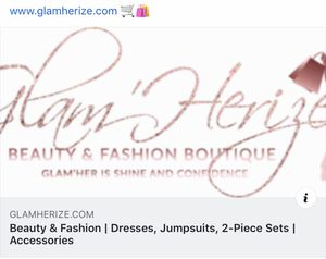 Glam'Herize Beauty & Fashion Boutique for Sale in Clearwater, FL
