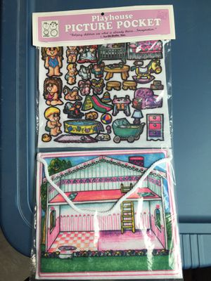 Playhouse Picture Pocket for Sale in Kaysville, UT
