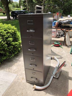 Heavy duty filing cabinet for Sale in Mount Prospect, IL